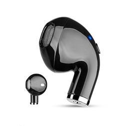 Bluetooth Earbud ANGGO Mini Single Ear Earphone Wireless Inv