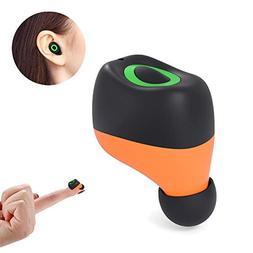Bluetooth Earbud Miclotus Mini Wireless Headphone V4.1 Invis