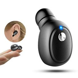 Comsoon Bluetooth Earbuds, V4.1 Mini Invisible Wireless Head