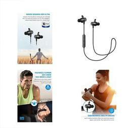 Bluetooth Earbuds Electronics Features Magnetic Wireless Hea