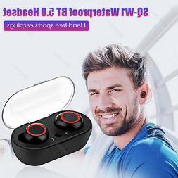 Bluetooth Earbuds For Earpods iPhone Android Samsung Wireles