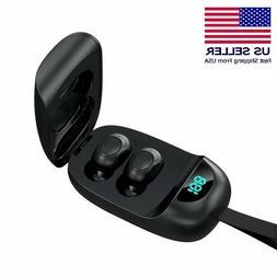 Bluetooth Earbuds Wireless Headphone Headset Noise Cancellin