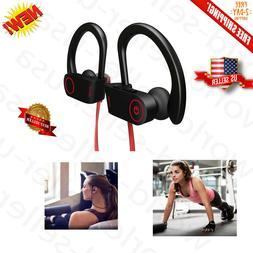 Bluetooth Earbuds Waterproof  Otium Sports Wireless Headphon