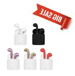 Bluetooth EarBuds Wireless Earphone Stereo Headset -US Selle