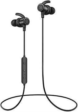 SoundPEATS Bluetooth Earphones, Wireless 5.0 Magnetic Earbud