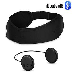 Bluetooth Headband Sleep Headphones, AGPTEK Bluetooth V4.1 W