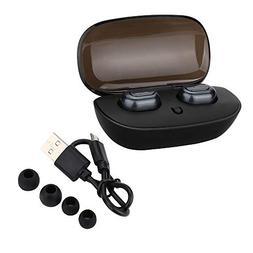 Bluetooth Headphone, X3-TWS Wireless Bluetooth Headset Audio