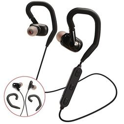 Bluetooth Headphones, Kinnara In-Ear Sweat-proof Wireless Sp