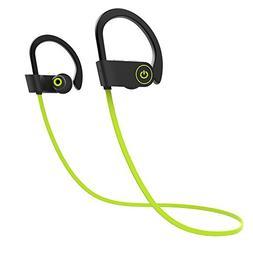 Bluetooth Headphones,Geman Best Wireless Sports Earphones wi