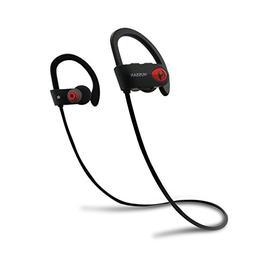 Hussar Bluetooth Headphones, Wireless Sports Earphones with
