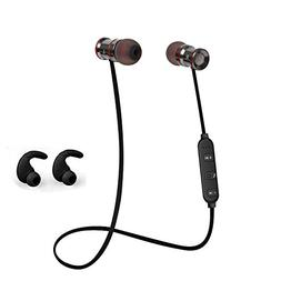Chesmart Bluetooth Headphones,4.0 Wireless Sport Exercise St