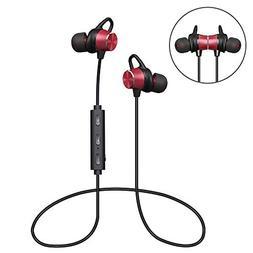Bluetooth Headphones, GRDE Bluetooth Earbuds Magnetic Wirele