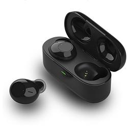 Bluetooth Headphones, Truly Wireless Earbuds MJYUN Noise Can