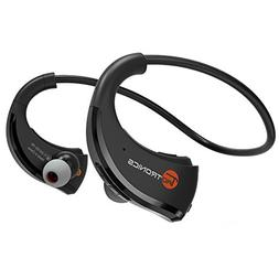 Bluetooth Headphones, TaoTronics Wireless In-Ear Earbuds wit
