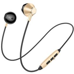 Bluetooth Headphones, Wireless V4.1 Magnetic Stereo Earphone