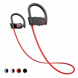 Otium Bluetooth Headphones, Best Wireless Earbuds IPX7 Water