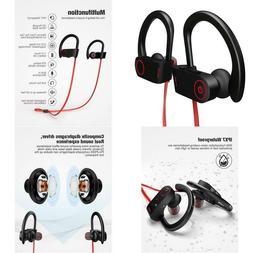 Otium Bluetooth Headphones, Best Wireless Earbuds Ipx7 Water