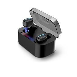 Bluetooth Headphones black Wireless Bluetooth Earbuds for Ph
