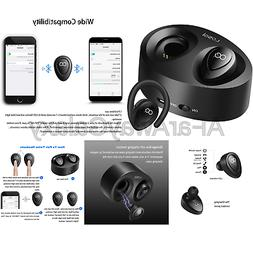 Bluetooth Headphones, Losei Dual Wireless Earbuds True Mini