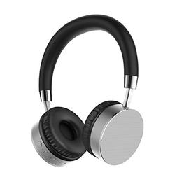 Otium Bluetooth Headphones On-Ear Wireless Headset w/Mic,Sof