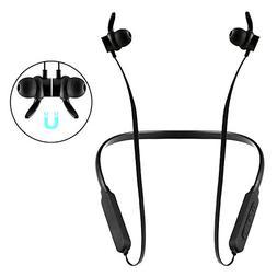 Bluetooth Headphones Earbuds HiFi Stereo Wireless Headphones