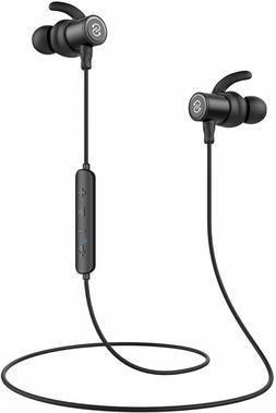 Bluetooth Headphones Earphones Magnetic SoundPEATS Wireless