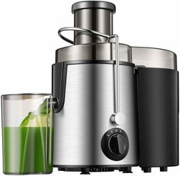 Juicer Machine, Aicok Slow Masticating Juicer with Quiet Mot