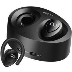 Bluetooth Headphones, Losei Wireless Earbuds Dual Built-in M