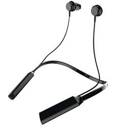 Bluetooth Headphones Neckband Wireless Stereo Earbuds with M