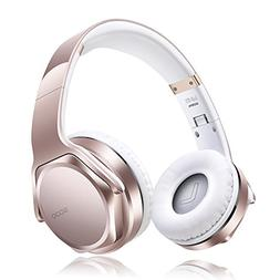 Bluetooth Headphones Over Ear Cordless Stereo Wireless Headp