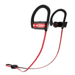 Bluetooth Headphones, Nenrent Q7 IPX7 Waterproof Sports Wi