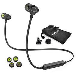 Bluetooth Headphones, AWEI V4.2 Magnetic Headphones, Best IP