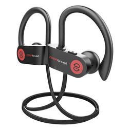 Bluetooth Headphones?SoundPEATS Sports Wireless Earbuds, IPX