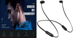 MoKo Bluetooth Headphones, Wireless Neckband Headset w/Mic &