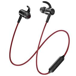 Bluetooth Headphones, TaoTronics Wireless 4.2 Magnetic Earbu