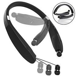 B-Bonnie Bluetooth Headphones, Bluetooth 4.1 Wireless Stereo