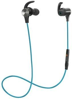 Bluetooth Headphones, TaoTronics Wireless 4.2 Magnetic Earbu