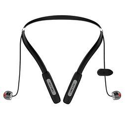 Bluetooth Headphones Wireless Sports Earphones with Mic Swea