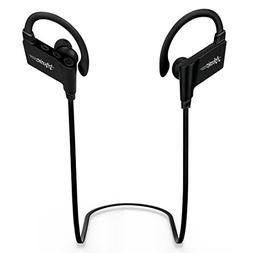 WearPai Bluetooth Headphones Wireless Sport Headset Earphone