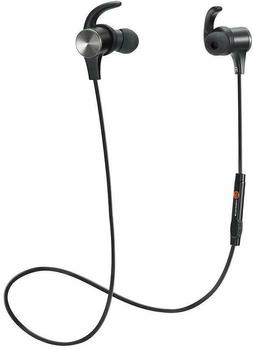 Bluetooth Headphones TaoTronics Wireless Magnetic Earbuds