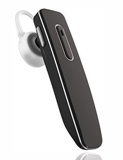 Bluetooth Headset, Wireless Earpiece with Noise Cancelling M