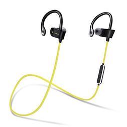Bluetooth Headset, AutumnFall Pro HD Wireless Bluetooth Head
