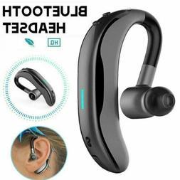 bluetooth headset handsfree wireless earpiece waterproof ear