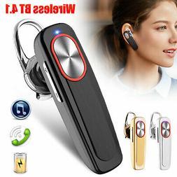 Bluetooth Headset Wireless in-ear Stereo Headphones Handfree