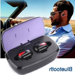 Bluetooth Headsets Wireless Earphones Earbuds Stereo Headpho