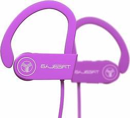 TREBLAB Bluetooth Headsets XR100 Sports Bluetooth Earbuds, S