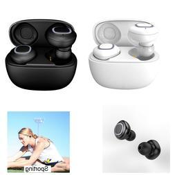Bluetooth Wireless Earbuds IPX7 Waterproof Bluetooth 5.0 Ste