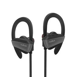 Bluetooth Wireless Headphones, Audbum IPX7 Waterproof Sports