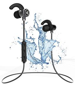 Bluetooth Wireless Headphones, Truwire EarBuds V4.1 In-Ear S