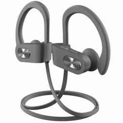 Mpow Bluetooth Wireless Sport Earbuds Headphones w/Microphon
